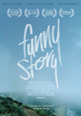 "Interview with Writer/Director Michael Gallagher for ""Funny Story"" (2018)"