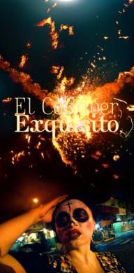 El Cadaver Exquisito   Poster
