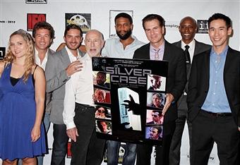 Silver Case Cast at LA Film and TV Festival