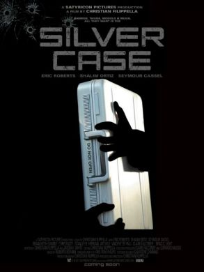 Silver Case Poster