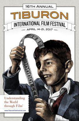 Official Poster of 2017 Tiburon International Film Festival
