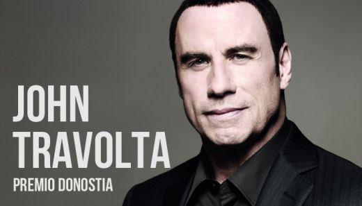 John Travolta - Domostia Award