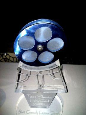 The prestigious 2012 Festival Award
