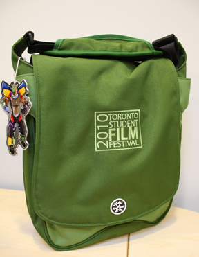 """Award Winners will be receiving from Crumpler Bags  """"'The Luncheon'.  It's a great messenger style laptop bag."""