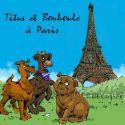 Titus et Bouboule à Paris
