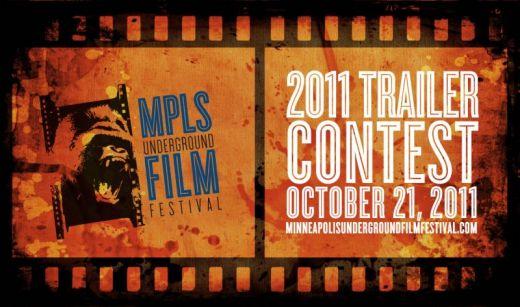 Minneapolis Underground Film Festival 2011 Trailer Contest!