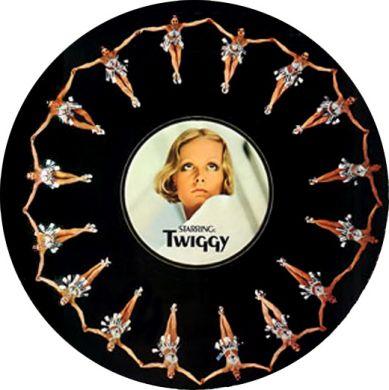 Twiggy in THE BOYFRIEND