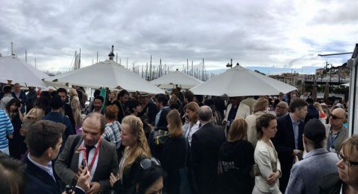 Roundup from the PGA/Film France/UPC Networking event at 71st Cannes Film Festival