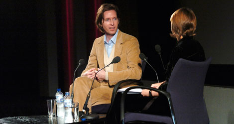 Wes Anderson On Stage