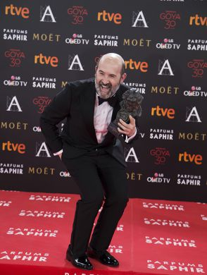 Javier Cámara - best supporting actor