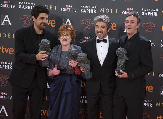 Truman - Best Film- Goya 2016
