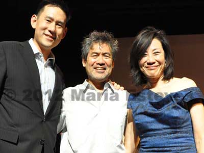 35th Asian American Intl Film Fest Opening Night Premiere Shanghai Calling Red Carpet