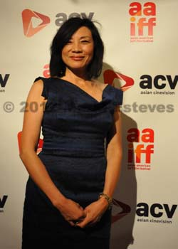 35th Asian American Intl Film Fest Opening Night Premiere Shanghai Calling Red Carpet
