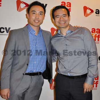 AAIFF 2012: World Premiere of Supercapitalist Red Carpet Photos
