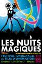 Le 20ème Festival International du Film d'Animation « Les Nuits Magiques »