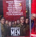 Alex Deleon does Berlinale with Monuments Men