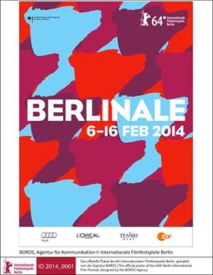 Berlinale poster 64