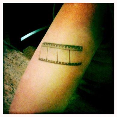 Best film tattoo