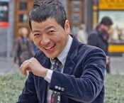 Lee Sang Woo Korean Filmmaker at Gijon Film Fest