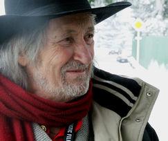 Juraj Jakubisko at Gijon Film Fest 2012