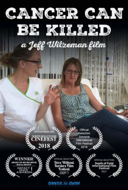 "Interview with Filmmaker Jeff Witzeman for ""Cancer Can Be Killed"" (2018)"