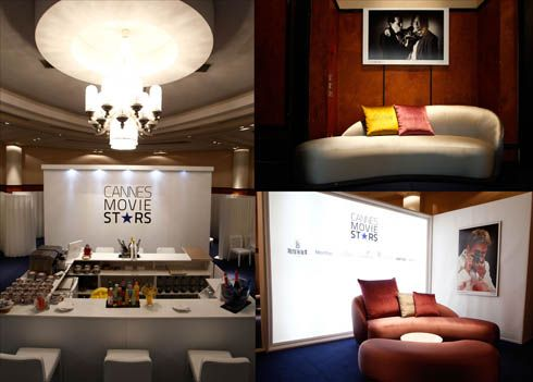 Cannes Movie Stars Lounge