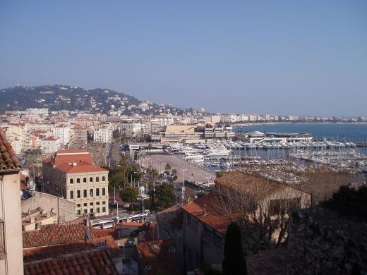 Cannes before the Festival
