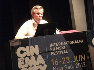 Chatelin on Film Festivals Circuit