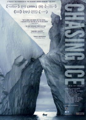Documentary Chasing Ice Opens in New York