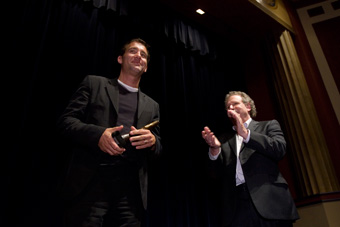 Clive Owen Honored at Mill Valley Film Festival