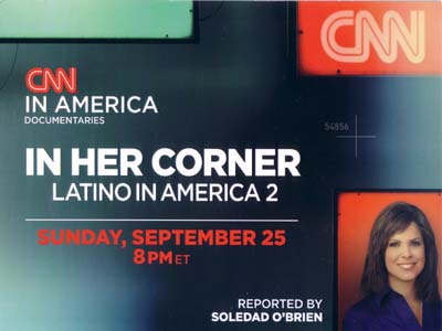 NYILFF 2011 CNN Special Screening of IN HER CORNER Premieres September 25, 8pm ET