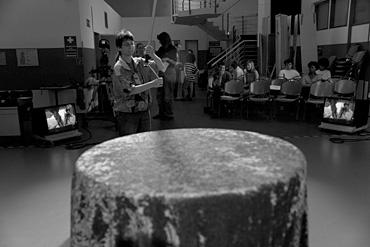 THE COLLEGIUM - Forum & Television Program Berlin/Germany, July 20, 2008