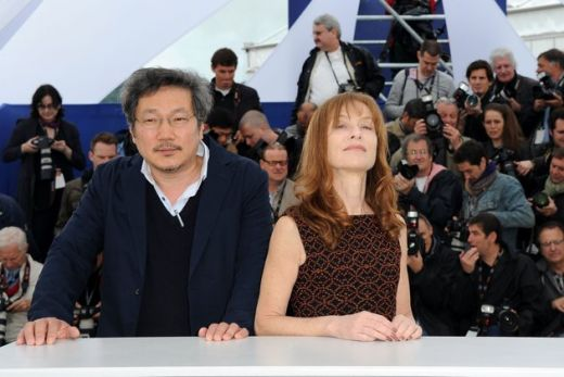 Hong Sangsoo Isabelle Huppert