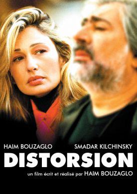 Distorsion l'affiche