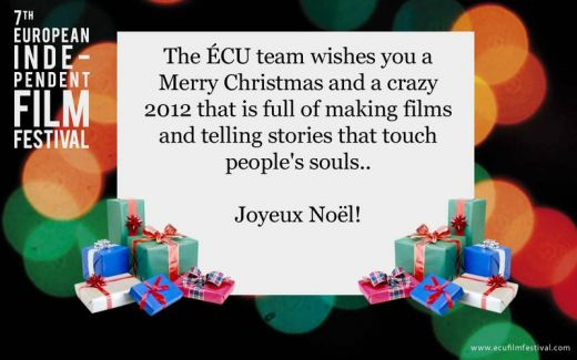 ÉCU Christmas Wishes