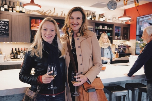 Emma Bell and Brenda Strong and more at Napa Valley Film Fest WanderLuxxe Lounge