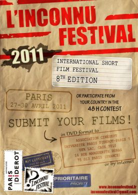 Inconnu Festival 2011
