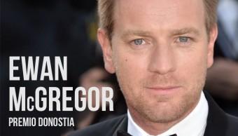 Ewan McGregor- Donostia Award