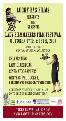 Lady Filmmakers Film Festival Poster-TICKETS AVAILABLE NOW!!!
