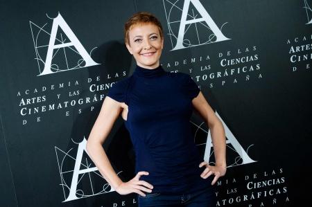 Eva Hache Goya host