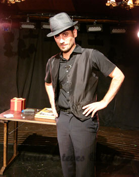 2008 New York International Fringe Festival Presents Strange Attractor with Marco Magic Man