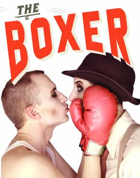 THE BOXER Performs to a Sold Out Audience at 2009 New York International Fringe Festival