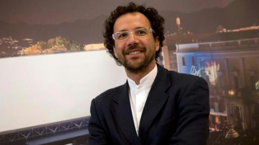 Carlo Chatrian, new Artistic Director