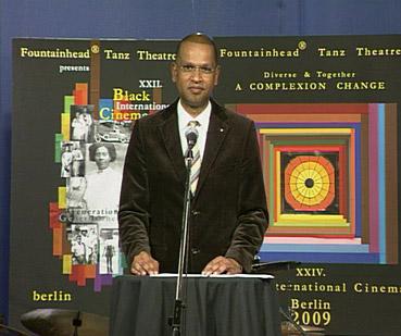 THE COLLEGIUM - Forum & Television Program Berlin, A COMPLEXION CHANGE, VISION II
