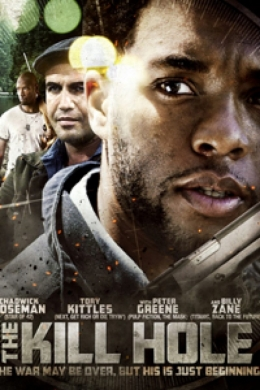 THE KILL HOLE (2012) - Interview with Chadwick Boseman, Mischa Webley and Tory Kittles