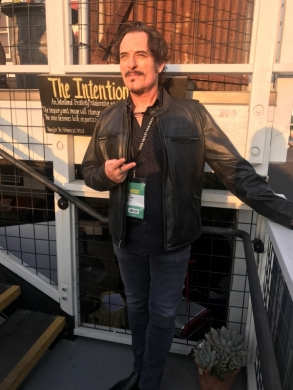 Kim Coates and more at Napa Valley Film Fest WanderLuxxe Lounge