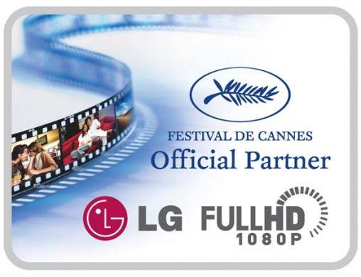 LG DEBARQUE AU FESTIVAL DE CANNES