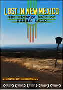 DVD cover, 'Lost in New Mexico'