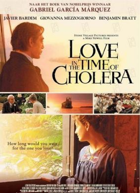 Mike Newell ' s Love In The Time Of Cholera