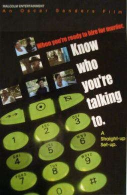 Know Who You're Talking To Movie Poster
